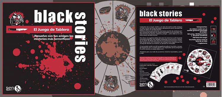桌游《黑故事集》图片