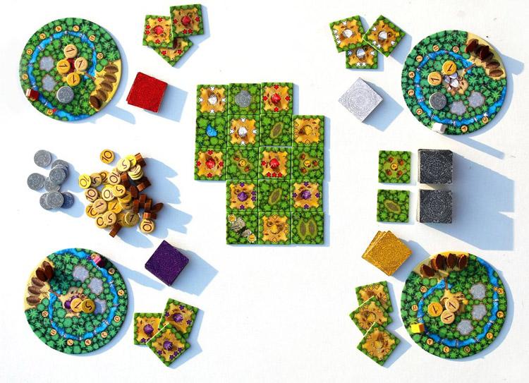 桌游《可可亚》图片