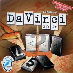买货百科推荐最好玩的桌游-达芬奇密码