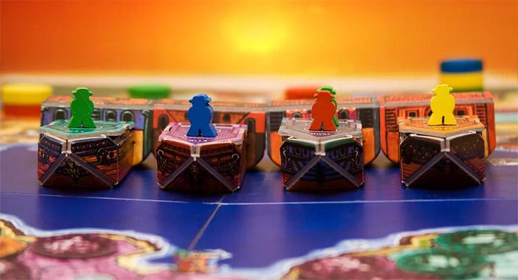桌游《菲林尼亚》图片