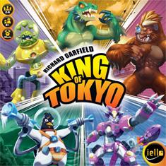 买货百科推荐最好玩的桌游-东京之王
