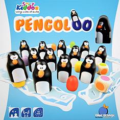 买货百科推荐最好玩的桌游-南极小企鹅