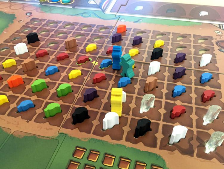 桌游《辣椒之王》图片