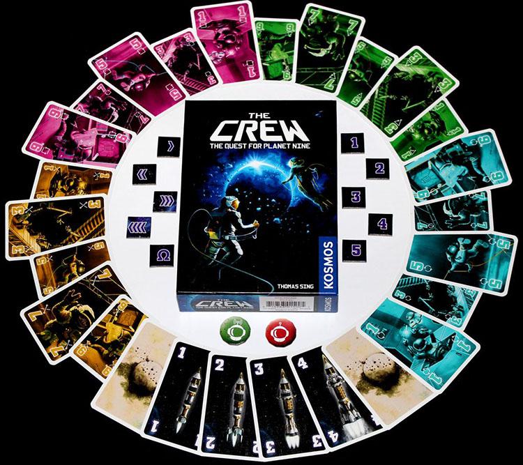 桌游《探索第九行星》图片