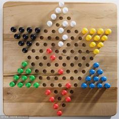 买货百科推荐最好玩的桌游-跳棋