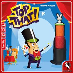 买货百科推荐最好玩的桌游-帽子戏法