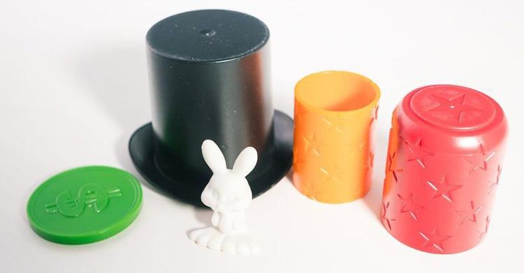 桌游《帽子戏法》图片