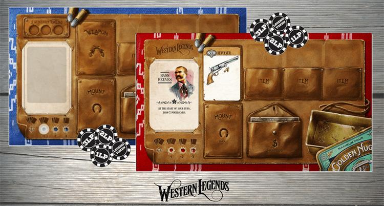 桌游《西部传奇》图片