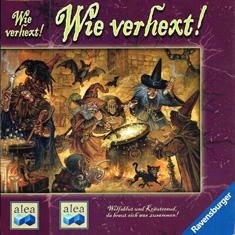 买货百科推荐最好玩的桌游-女巫的佳酿