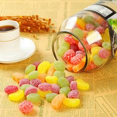 买货百科推荐最好吃的零食-水果糖