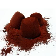 买货百科推荐最好吃的零食-松露巧克力