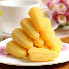 买货百科推荐最好吃的零食-玉米软糖