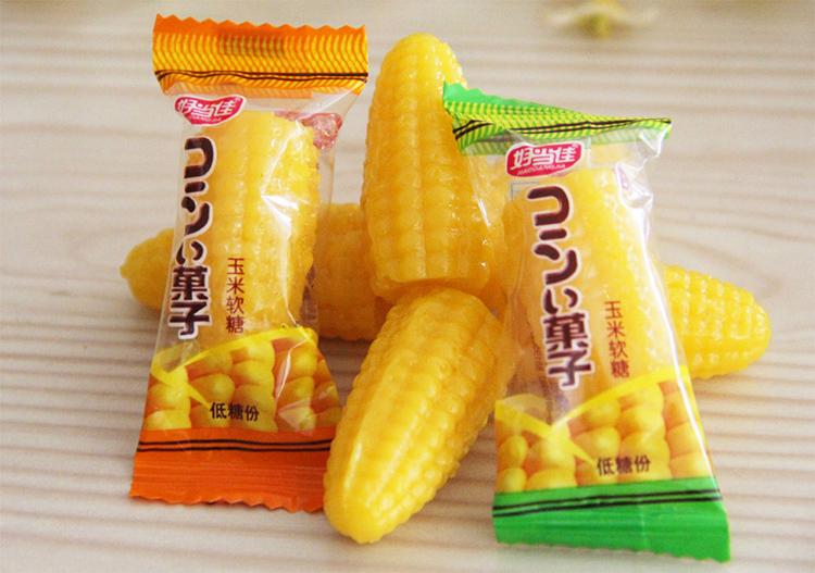 零食《玉米软糖》图片