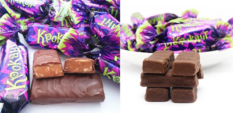 零食《紫皮糖》图片